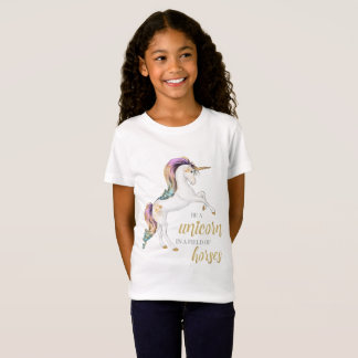 Be A Unicorn TShirt