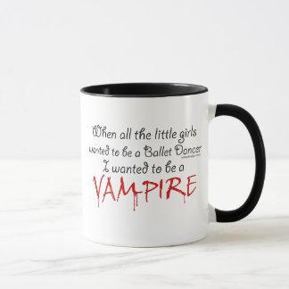 Be a Vampire Mug