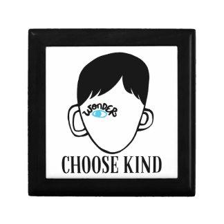 Be a wonder - Choose Kind - Kindness Shirt Gift Box