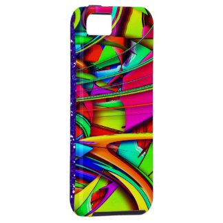 Be Abstract -  iPhone5 Case - SRF iPhone 5 Case
