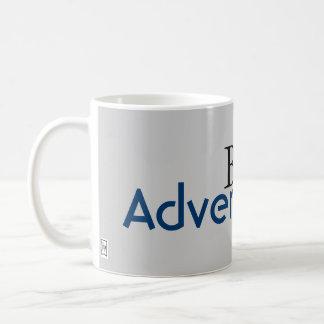 Be Adventurous Basic White Mug