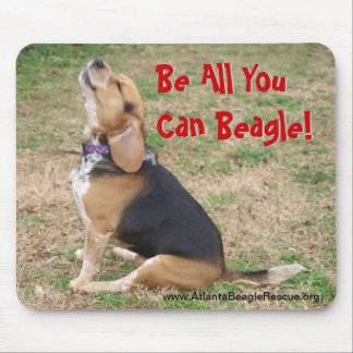 Be All You Can... Mousepad