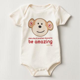 Be Amazing Babygro (Cute) Baby Bodysuit