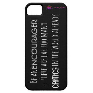 Be an encourager! iPhone 5 covers