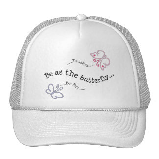 Be As the Butterfly Hat