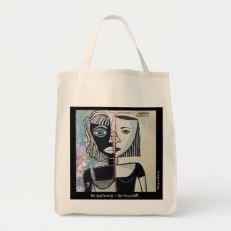 Be Authentic Tote 1