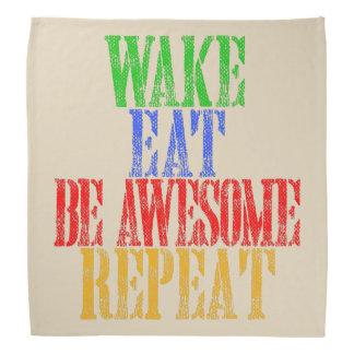 Be Awesome! Bandana