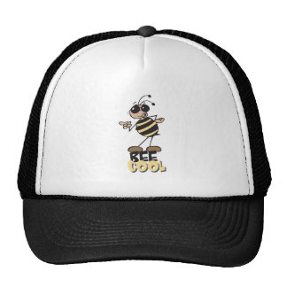 be bee cool trucker hat
