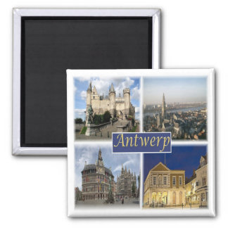 BE * Belgium - Antwerp Magnet