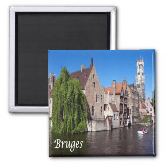 BE - Belgium - Bruges - Canal Magnet
