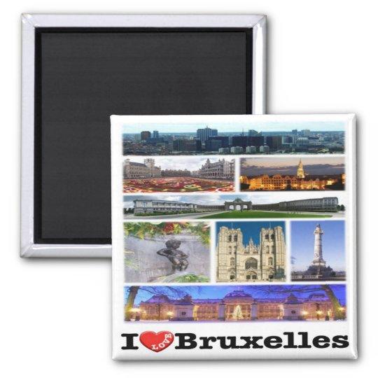 BE - Belgium - Brussels - I Love