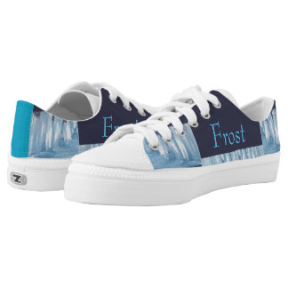Be Bold. Frost Shoes. Printed Shoes