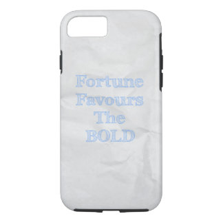 Be Bold iPhone 7 Case
