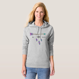 Be Brave American Apparel California Pullover