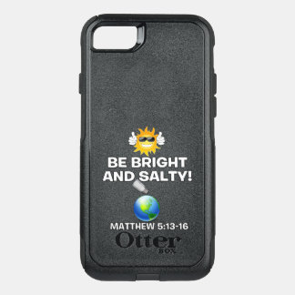 Be Bright & Salty Otterbox - iPhone 7 OtterBox Commuter iPhone 7 Case