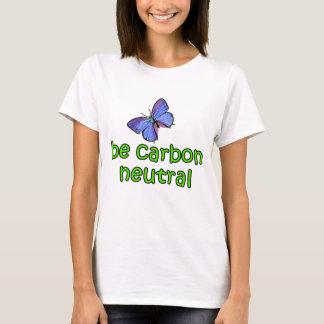 Be Carbon Neutral T-Shirt