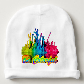 Be Colorful Baby Beanie