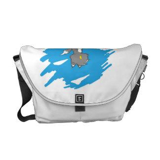 Be Creative Bag Messenger Bag