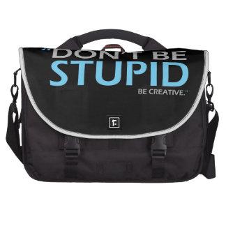 Be Creative Laptop Computer Bag