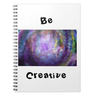 Be Creative Notebooks