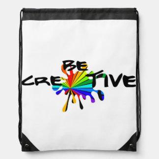Be Creative Backpacks