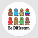 Be Different Ducks
