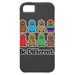 be different funny pattern ducky ducks iPhone 5 case