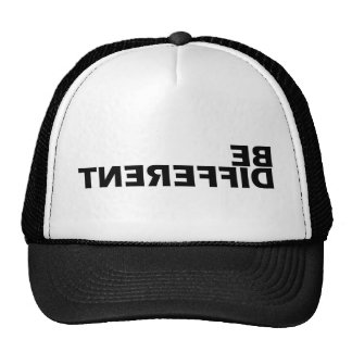 Be Different Mesh Hat