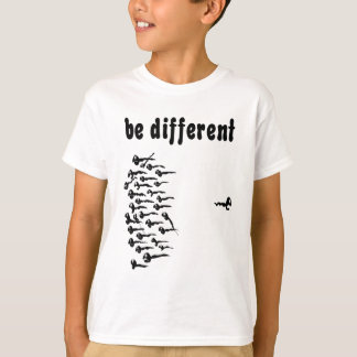 Be Different Sperm T-Shirt