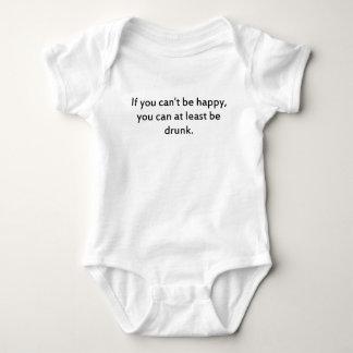 be drunk 1 baby bodysuit