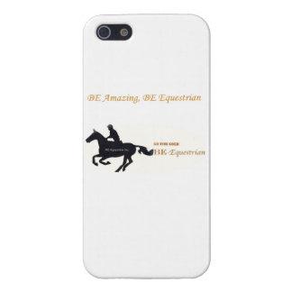 BE-Equestrian Iphone 5 case
