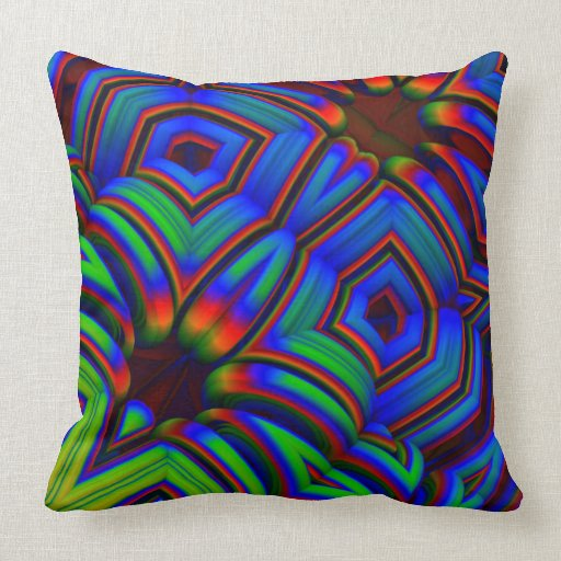 Be Exotic Throw Pillow