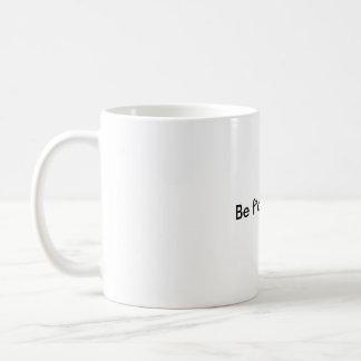 """Be f*cking nice"" coffee mug"