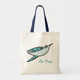Be Free Budget Tote Bag