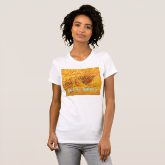 Be Free Butterfly T-Shirt
