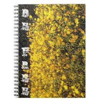 """BE FREE"" Journal/Notebook Note Book"