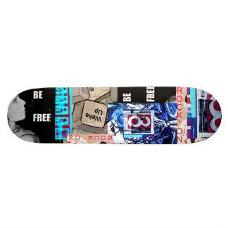 Be Free Skateboard