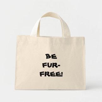 BE FUR-FREE BAG