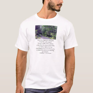 Be Gentle With Yourself - shirt