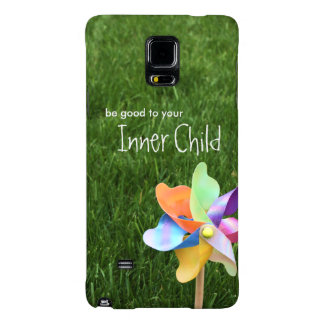 Be Good to your Inner Child Pinwheel Case
