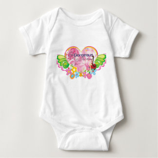 Be Gorgeous Styles By Mimmie Baby Bodysuit