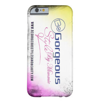Be Gorgeous Styles bY Mimmie Barely There iPhone 6 Case
