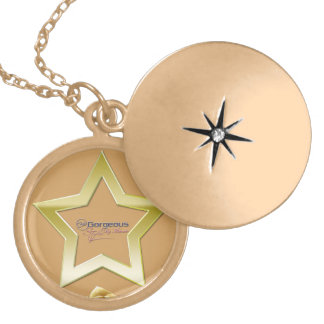 Be Gorgeous Styles bY Mimmie Gold Plated Necklace