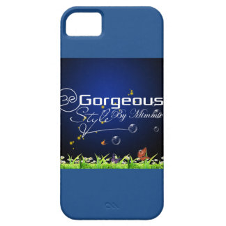 Be Gorgeous Styles By Mimmie iPhone 5 Cover