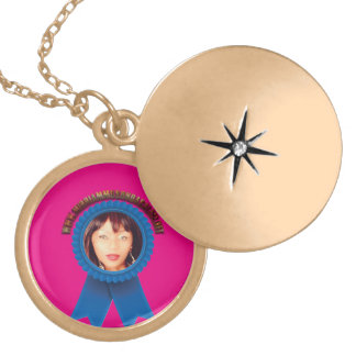 Be Gorgeous Styles By Mimmie Locket Necklace