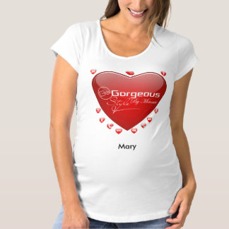 Be Gorgeous Styles By Mimmie Maternity T-Shirt