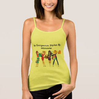 Be Gorgeous Styles bY Mimmie Tank Top