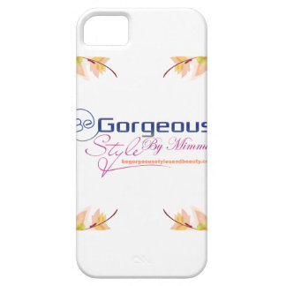 Be Gorgeous Styles Custom Baseball Cap iPhone 5 Case