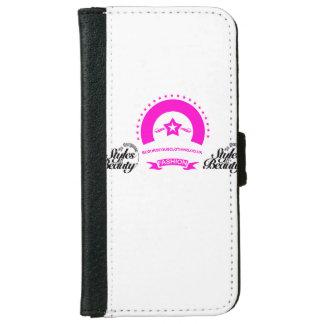 Be Gorgeous Styles Custom Baseball Cap iPhone 6 Wallet Case