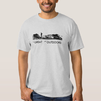 Be Great Get Outdoors T-Shirt